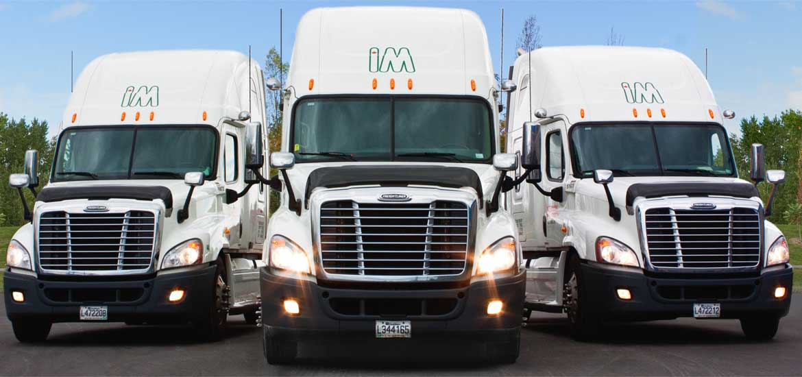 Itermark Transport uses DispatchMax - Fleet and Transportation Management Software